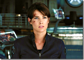 ?Marvel's The Avengers?..Maria Hill (Cobie Smulders)..Ph: Film Frame ..© 2011 MVLFFLLC.  TM & © 2011 Marvel.  All Rights Reserved.