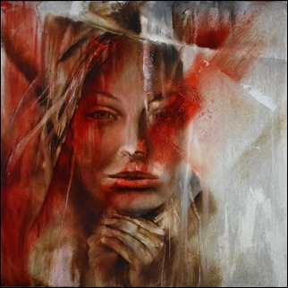 Annette-Schmucker-People-Women-Emotions-Love-Contemporary-Art-Contemporary-Art