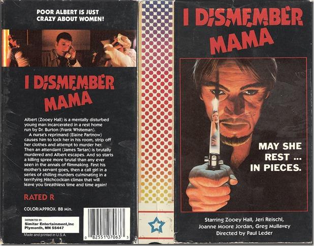 I-DISMEMBER-MAMA