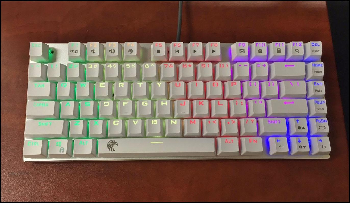 Keyboard edit